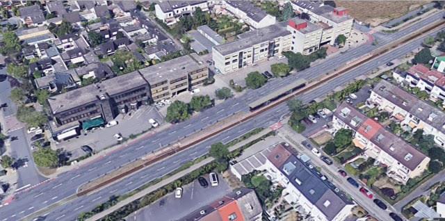 RTW : Bahnsteig am Trieb